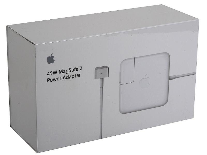 Tahirah Cargador marca Apple MD592CH/A 45W MagSafe 2 Power Adapter