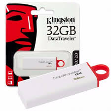Strepito Memoria Usb Kingston Data Traveler 32 Gb 2.0/3.0