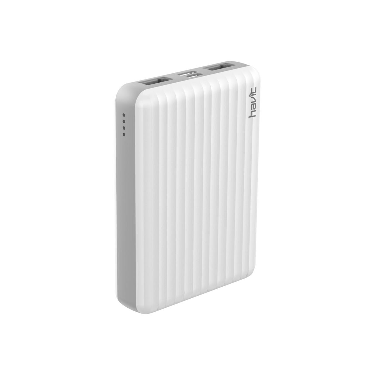 Tahirah Power Bank Havit H553 10.000 mAh Tamaño Credit Card